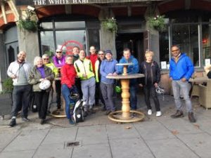 East London Brewery Ride  5 November 2016