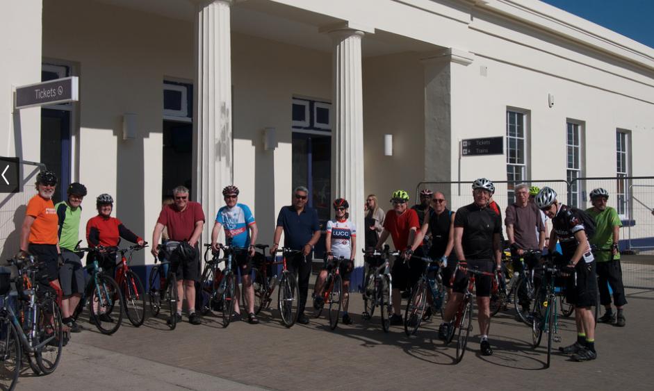 Canterbury to Ramsgate Ride