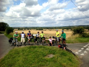 Mundon Oaks Ride - 24th August 2014 2 (1)
