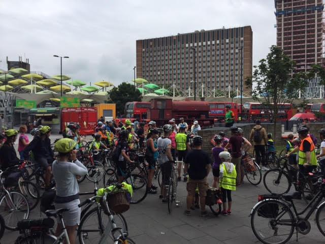 Ride London Freecycle – Feeder Ride