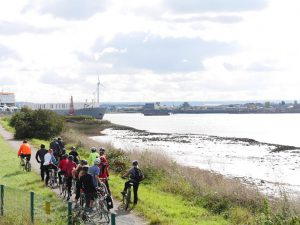 Rainham Marshes Ride