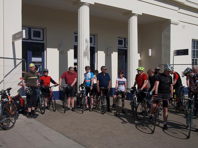 Ramsgate to Canterbury Ride
