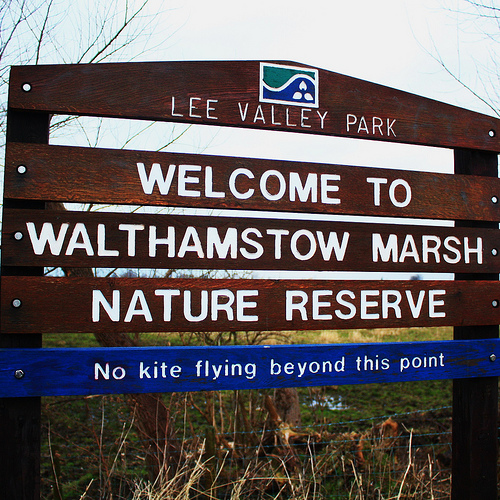 Walthamstow Marshes and Wetland Centre Nature Ride